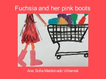 Fuchsia and her pink boots