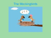 The Mockingbirds