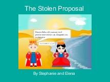 The Stolen Proposal