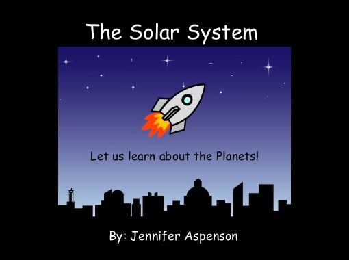 story about the solar system - photo #8