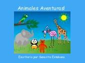 Animales Aventuras!