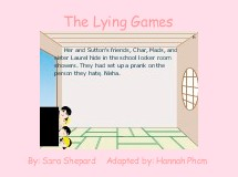 The Lying Games