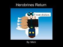Herobrines Return