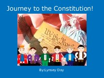 Journey to the Constitution!
