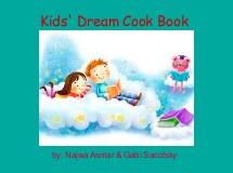 Kids' Dream Cook Book
