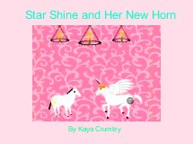 Star Shine and Her New Horn