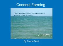 Coconut Farming