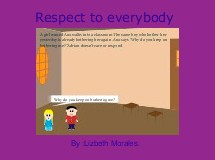 Respect to everybody