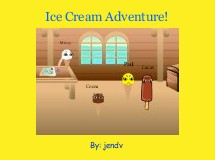 Ice Cream Adventure!