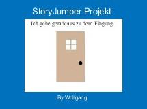 StoryJumper Projekt