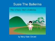 Susie The Ballerina