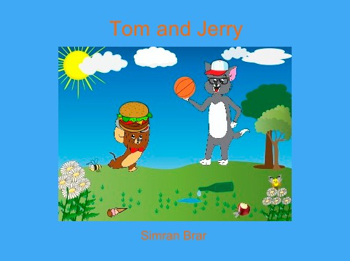 Essay on my favorite cartoon character tom & jerry Homework