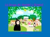 La bruja de Hansel y Gretel