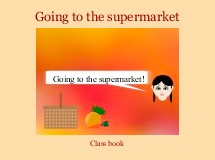 Going to the supermarket