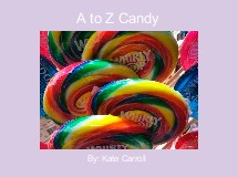 A to Z Candy