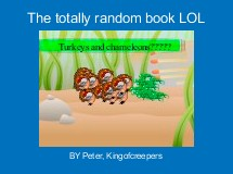The totally random book LOL