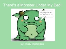 There's a Monster Under My Bed!