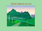 Deno learns to run