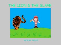 THE LION & THE SLAVE