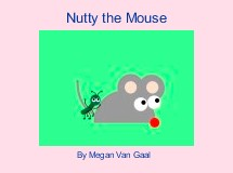 Nutty the Mouse