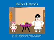 Dolly's Crayons
