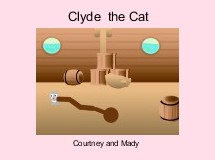 Clyde  the Cat