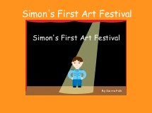 Simon's First Art Festival