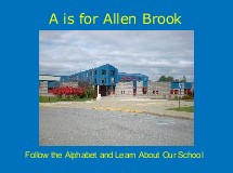 A is for Allen Brook