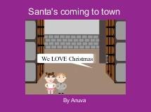 Santa's coming to town