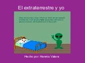 El extraterrestre y yo