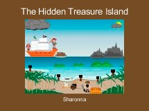 The Hidden Treasure Island