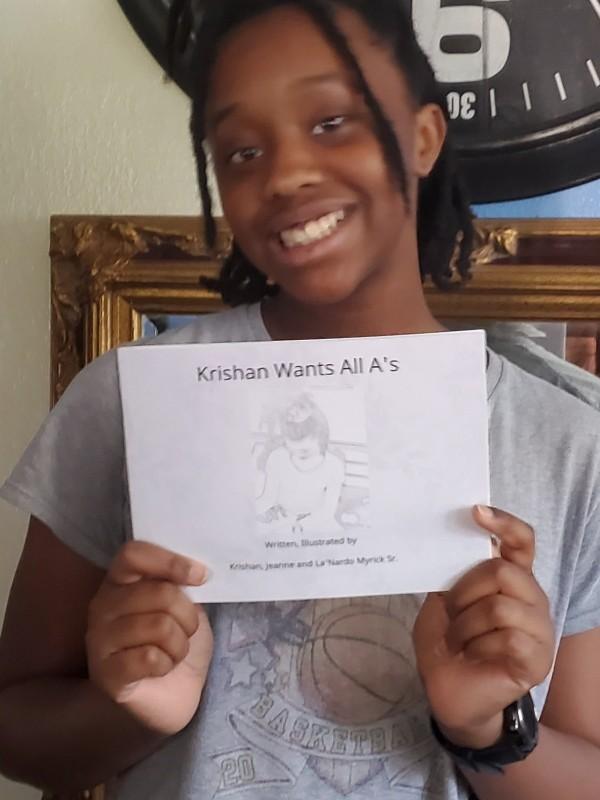 Image of Krishan  M.
