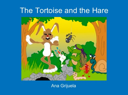 rabbit and tortoise race story in hindi