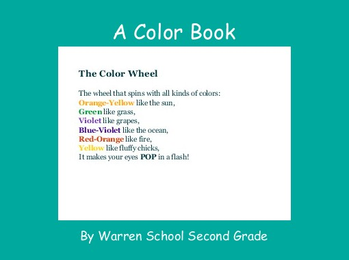 A Color Book\