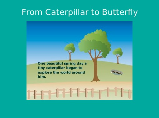 """From Caterpillar to Butterfly"" - Free Books & Children's ..."