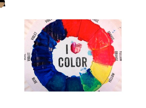 Color My World\