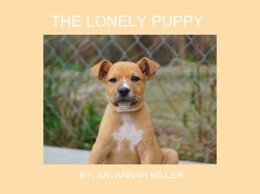 THE LONELY PUPPY Free Books Children's Stories Online StoryJumper Beauteous Sad Malayalam Puppies