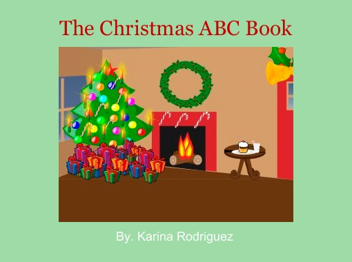 the christmas abc book free books childrens stories online storyjumper