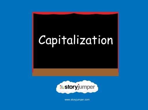 """Capitalization"" - Free Books & Children's Stories Online ..."