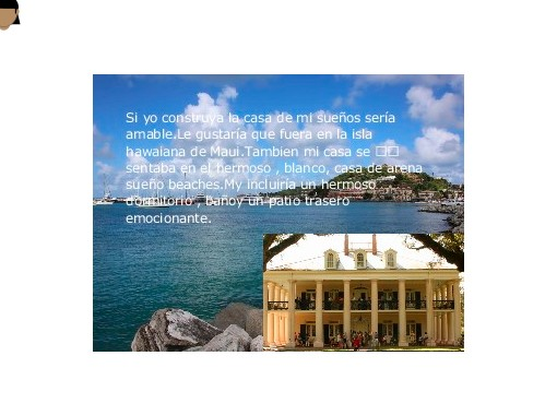 Casa De Mis Suenos Free Books Childrens Stories Online