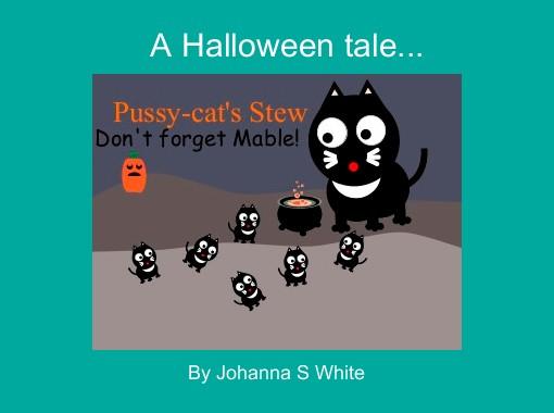A Halloween tale...\