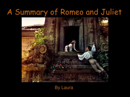 a summary of romeo and juliet free books children s stories