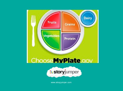 Myplate Guide To Eating Well Free Books Childrens Stories