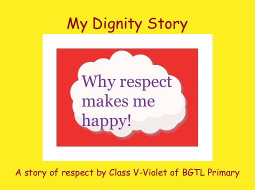 what is dignity in tagalog