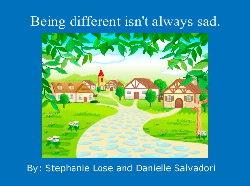 Even Though: A Story About Being Different: Sharon ...  |Being Different Books