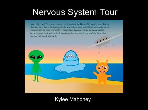 Quot Nervous System Tour Quot Free Books Amp Children S Stories