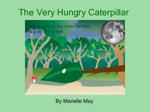 """The Very Hungry Caterpillar"" - Free Books & Children's ..."
