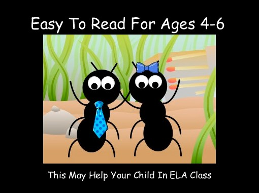 Easy To Read For Ages 4 6 Free Books Children S Stories