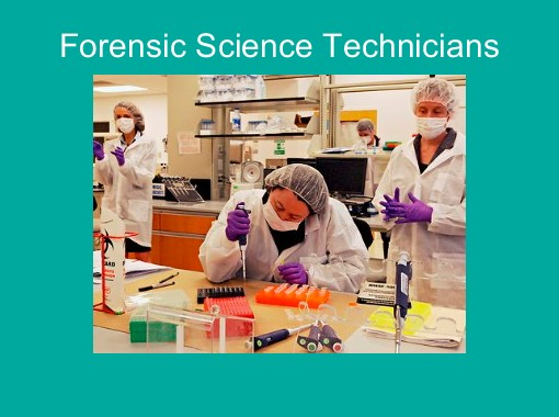 21 Tips to Become Forensic Science Technician in Nigeria