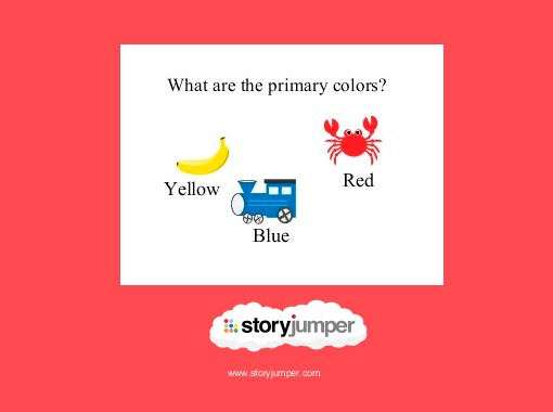 Mixing Primary Colors\
